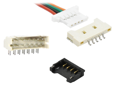 Wire-to-board connectors